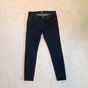 Hudson NWOT Krista Ankle Super Skinny jeans W28